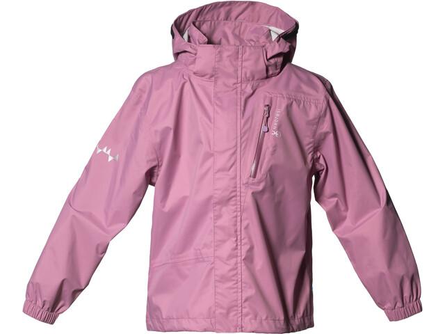 Isbjörn Light Weight Rain Jacket Kids, dusty pink